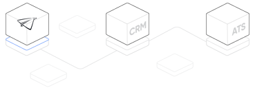 SmartDreamers integrates with your CRM and ATS