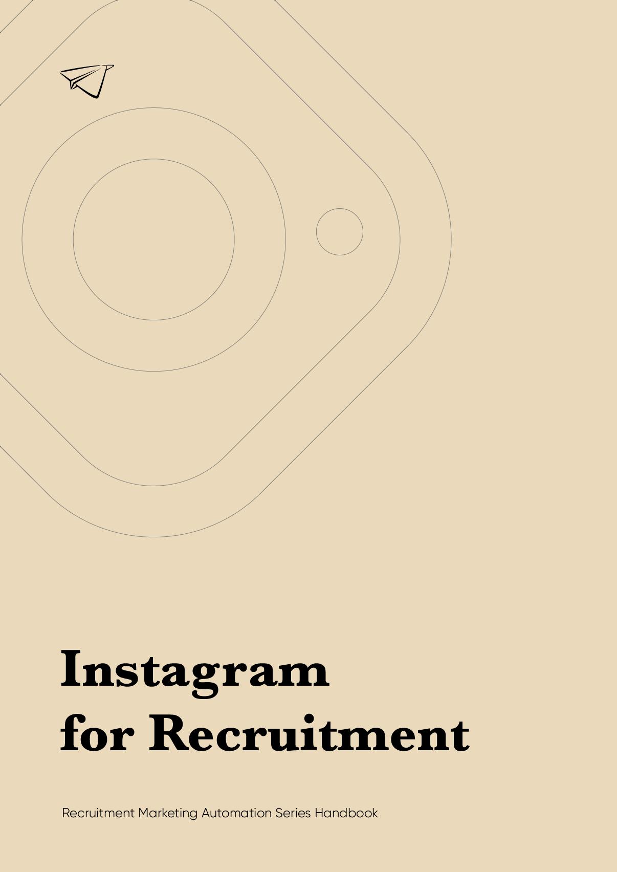 Instagram for Recruitment