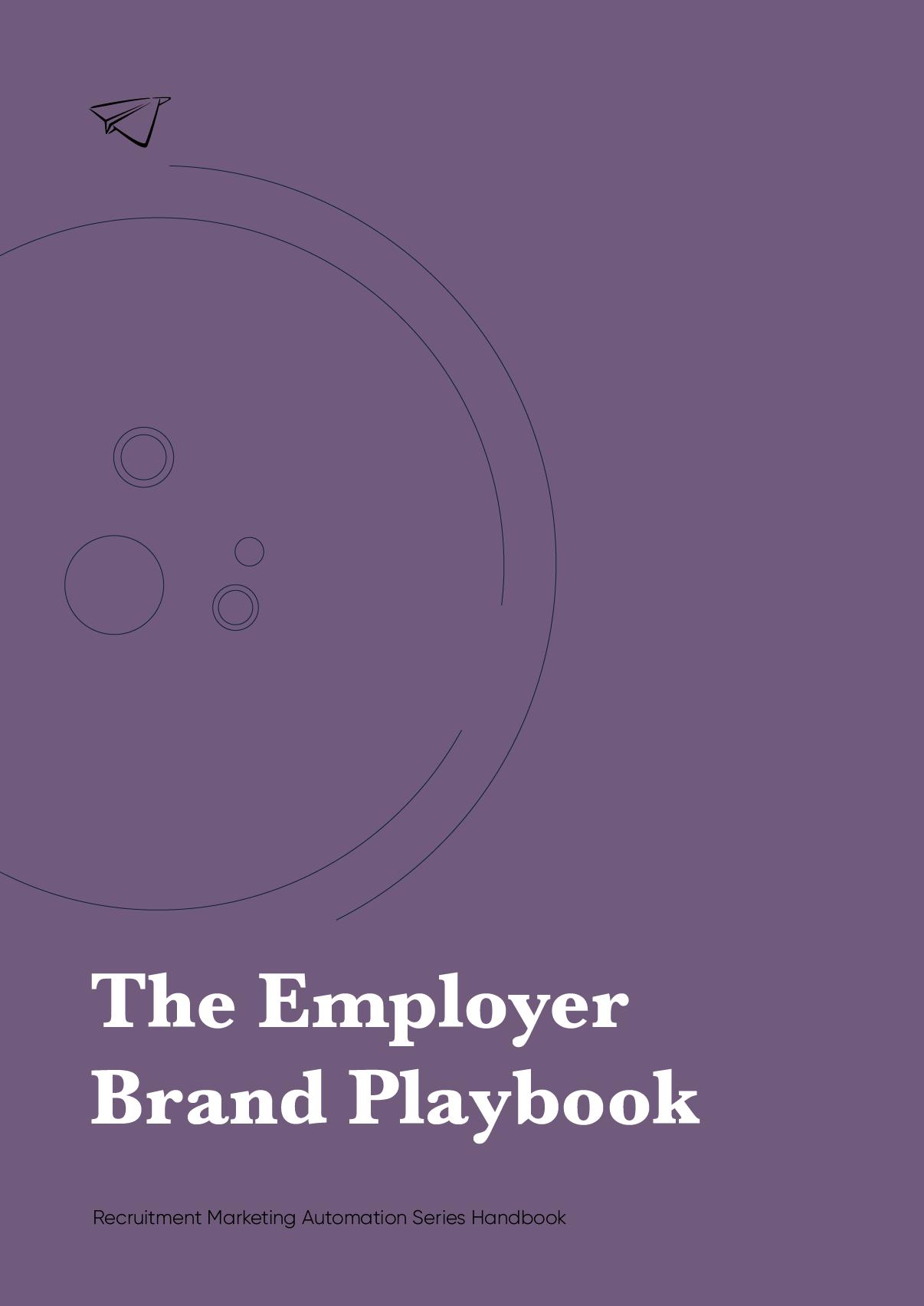 The Employer Brand Playbook