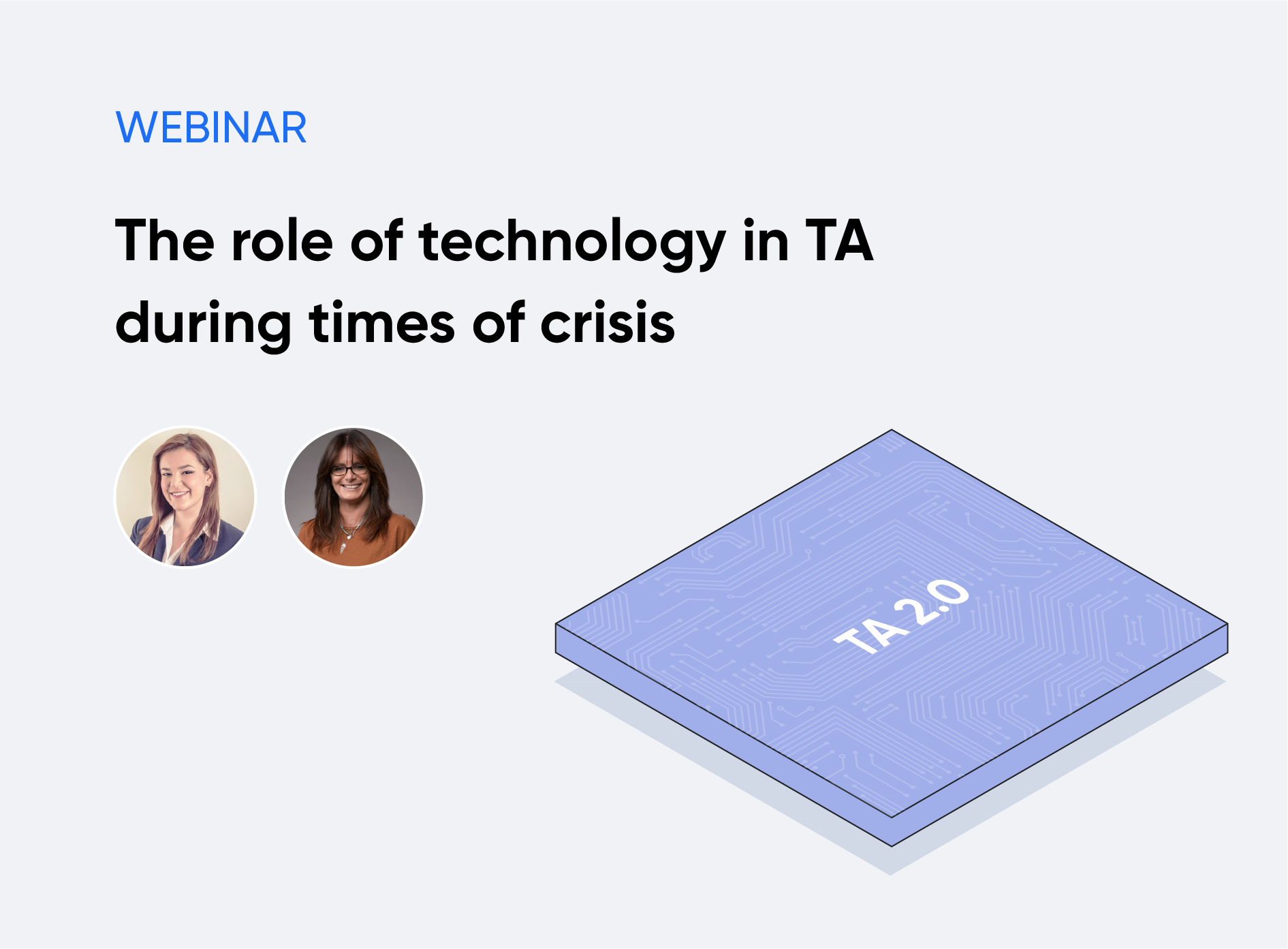 The role of technology in Talent Acquisition During times of crisis